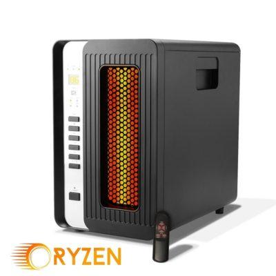 ryzen small infrared heater