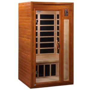 barcelona 2 person infrared sauna