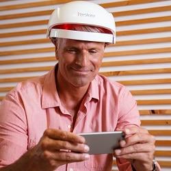 laser helmet for hair