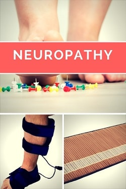 infrared for neuropathy
