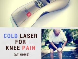 cold laser therapy for knee pain