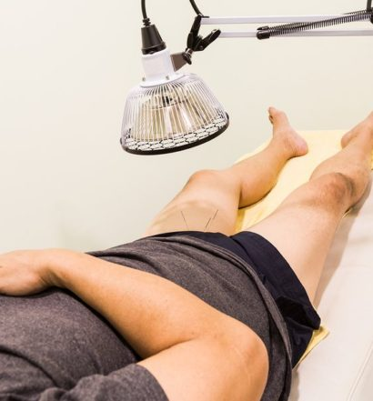 infrared therapy for pain relief