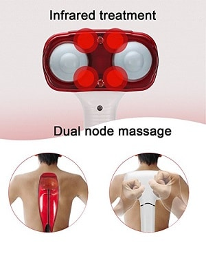 kemier infrared body massager