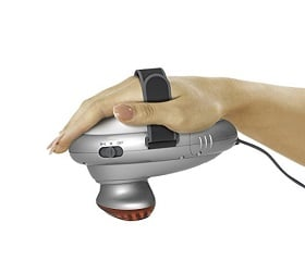 body massager with heat