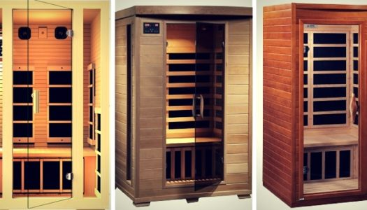 The 3 Best 2-Person Home Infrared Saunas (Reviews & Ratings)