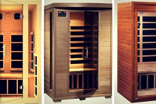infrared saunas for home