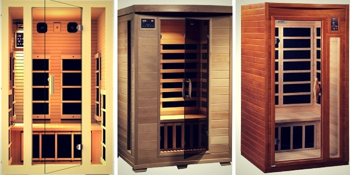 the 3 best 2person infrared saunas 2018 reviews