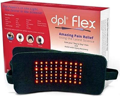dpl flexpad knee heating pad