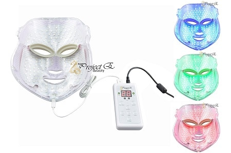 the top 3 led light therapy face masks for anti aging