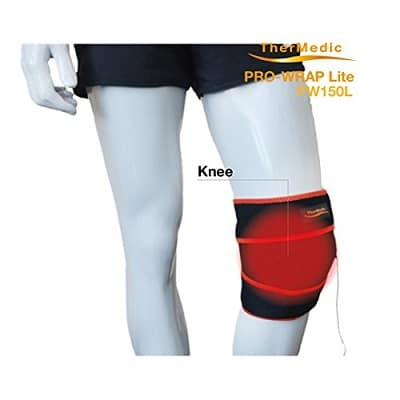 thermedic FIR knee heating pad