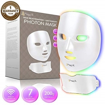 face and neck led mask