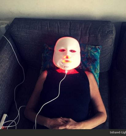 project e beauty led face mask review