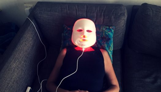 I Tried the Project E Beauty LED Face Mask for 30 Days