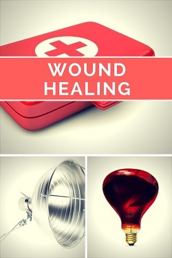 infrared for wound healing