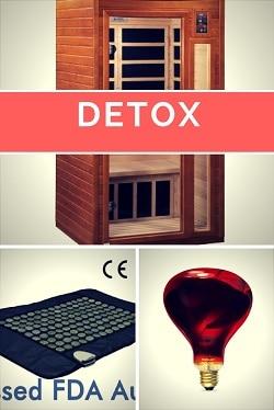 infrared for detox