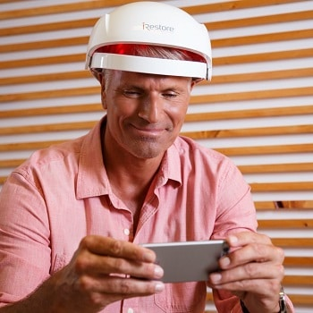 irestore laser hair growth helmet