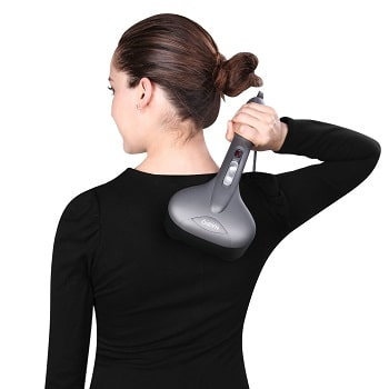 naipo hand held infrared body massager