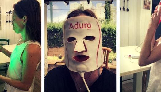 The Aduro LED Mask 30-Day Trial & Review (Before & After)