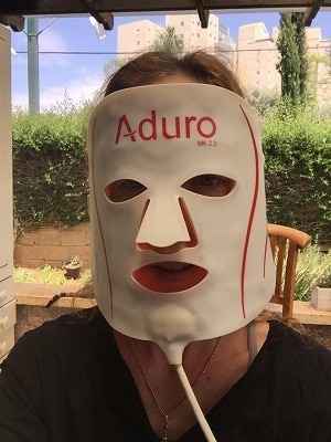 aduro led mask review