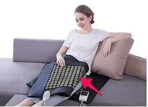 utk far infrarwd heating pad