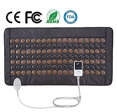 utk tourmaline infrared heating pad