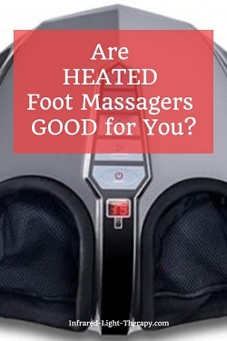 are electric heated foot massagers good for you?