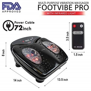 vibrating foot massager machine