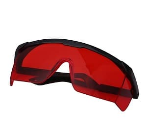 safety glasses for laser hair removal at home