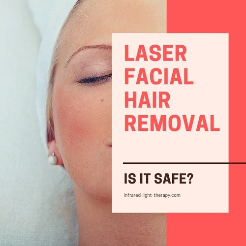laser facial hair removal at home is it safe