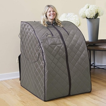 radiant saunas far infrared portable sauna tent