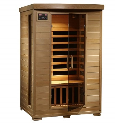 infrared sauna to lose weight