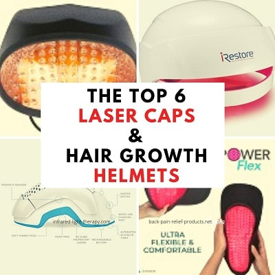 best laser caps and hair growth helmets for hair loss