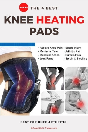 The 4 Best Knee Heating Pads/Braces for Knee Arthritis (2020 Reviews)