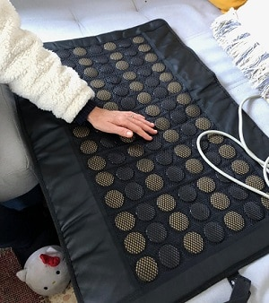 utk infrared heating pad medium trial and review