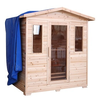 granby outdoor infrared sauna