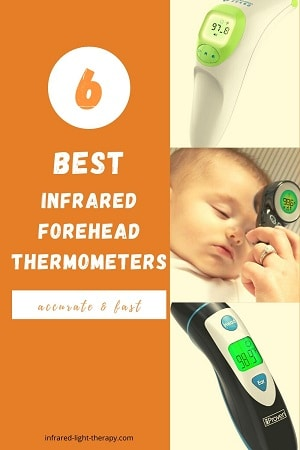 best infrared forehead thermometers