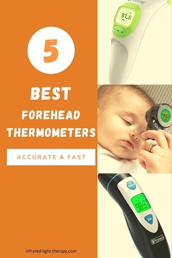 best forehead infrared thermometers