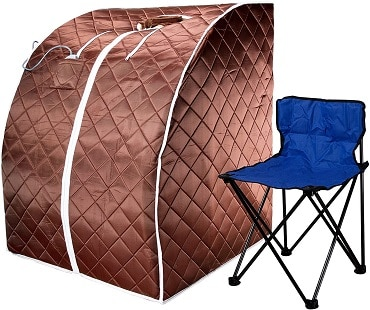 portable infrared sauna coronavirus preparedness