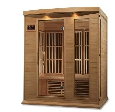 maxxus seriese 3 person fir sauna