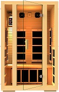 jnh 2 person infrared sauna