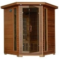 The Top 3 Infrared Saunas - for 3-4 People (2020 Reviews)