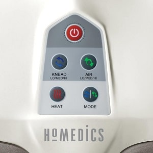 homedics infrared foot massager