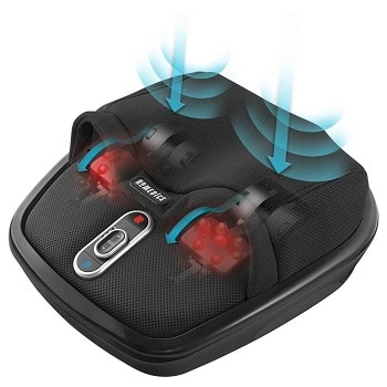 homedics air max foot massager review