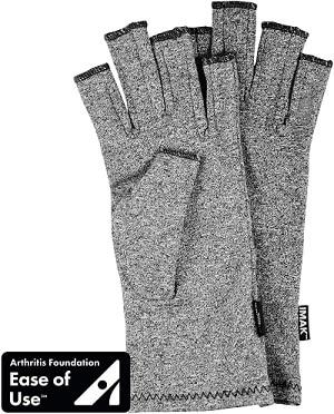 imak arthritis compression gloves review