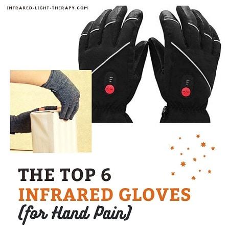 best infrared gloves arthritis gloves heated gloves