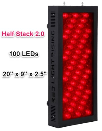 Red Light Rising Half Stack 2.0 review
