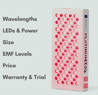 how to choose LED Therapy Panels