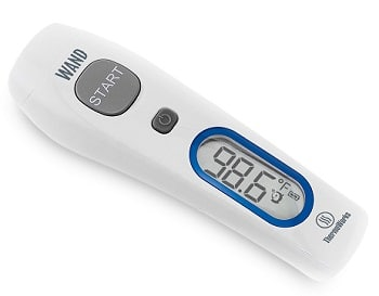 thermoworks wand non contact thermometer